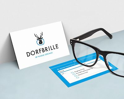 DORFBRILLE by Nicole Uerlings